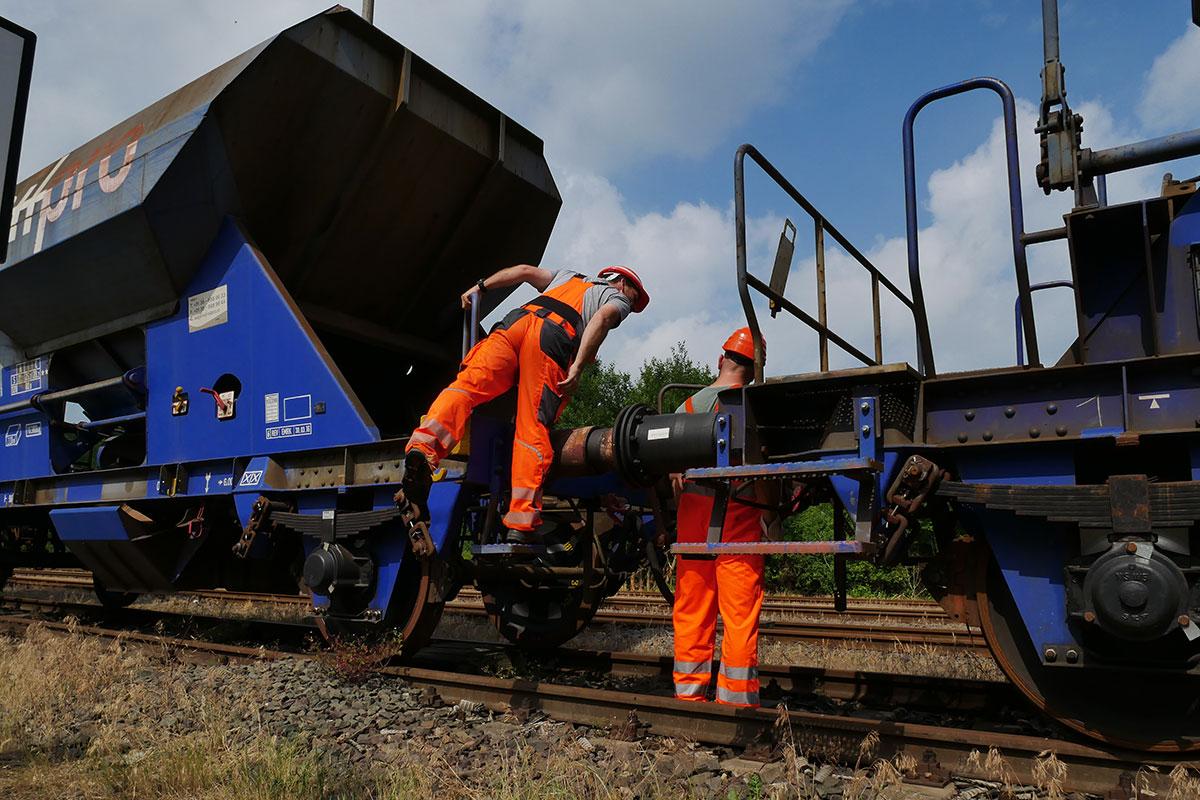 Ausbildung zum Wagenmeister im Güterverkehr bei der Norddeutschen Eisenbahnfachschule